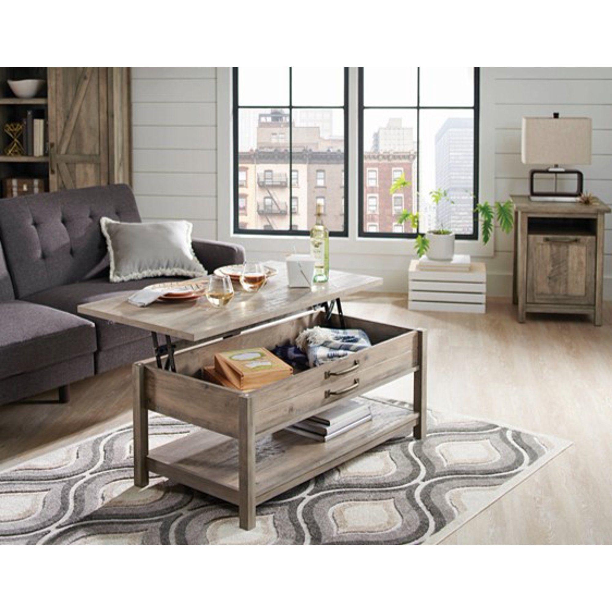 38++ White modern farmhouse coffee table inspiration