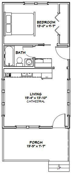 Tiny House Financing Options Tiny House Floor Plans Small Floor Plans House Layout Plans