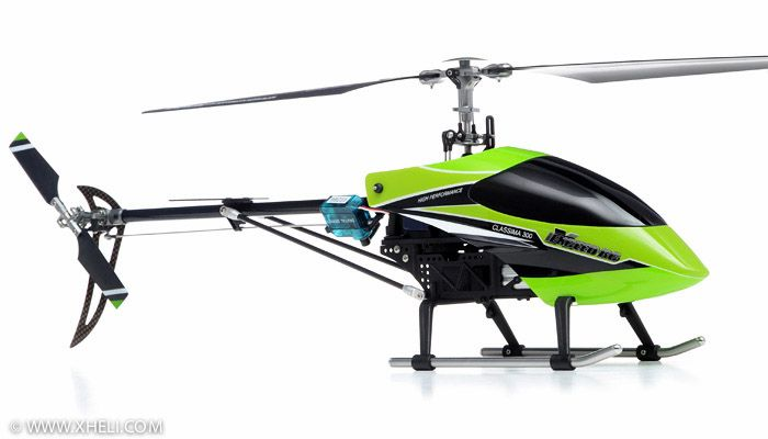 Exceed RC Classima 300 Flybarless 2.4Ghz Metal Ready to Fly RTF Helicopter $180