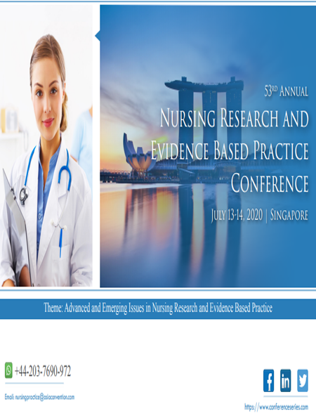 53rd Annual Nursing Research And Evidence Based Practice