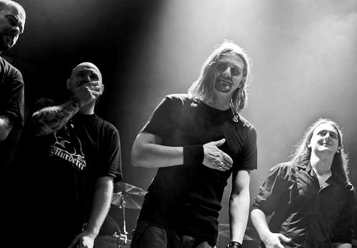 Riverside - fantastic progressive rock metal band from Warsaw, Poland
