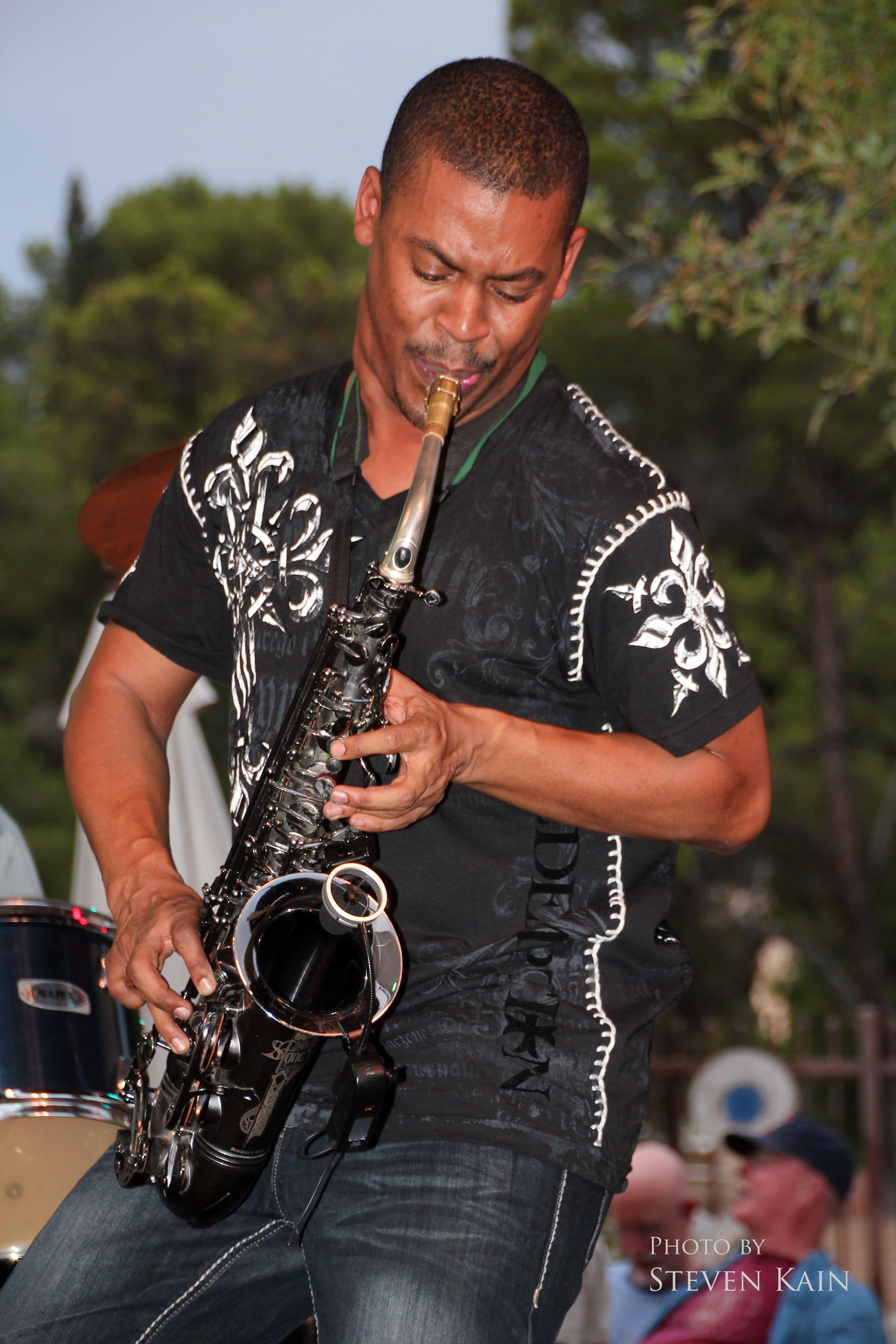 Neaman Lyles Jazz Musician Jazz musicians, Lyles, Musician