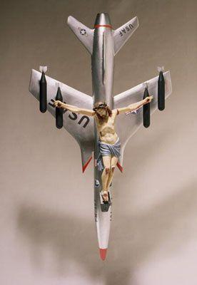 Western Christian Civilization - Leon Ferrari - Conceptual Art, 1965