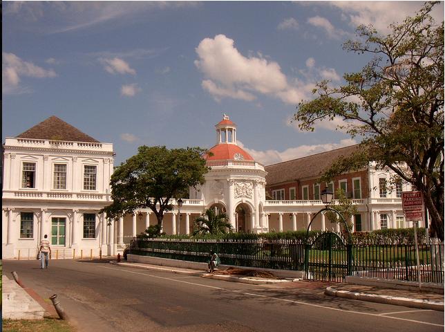 St Jago De La Vega Spanish Town Jamaica The Old Capital City Jamaica Vacation Spanish Towns Jamaica