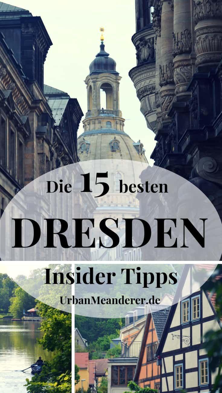 Consejos de información privilegiada de Dresde: 15 lugares alternativos lejos de las multitudes de turistas Blog de viajes Urban Meanderer