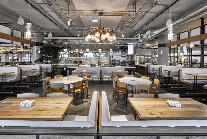 Sf tech company food hall avroko a design and concept firm