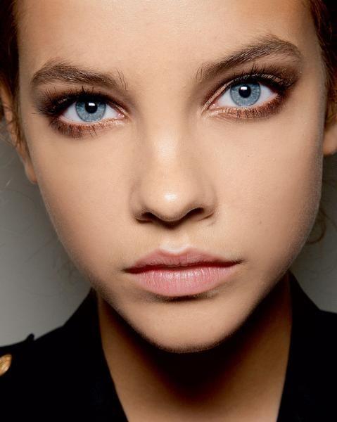 Barbara Palvin mooi Pinterest Maquillaje, Ojos y Ojos bonitos - maquillaje natural de dia
