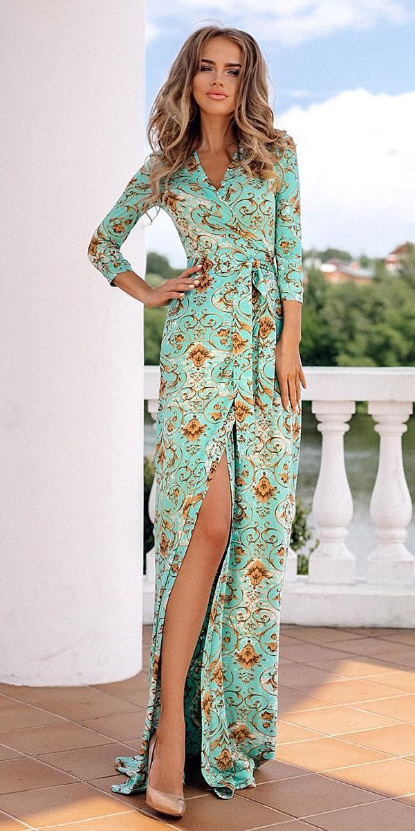 18 Chic Summer Wedding Guest Dresses (With images