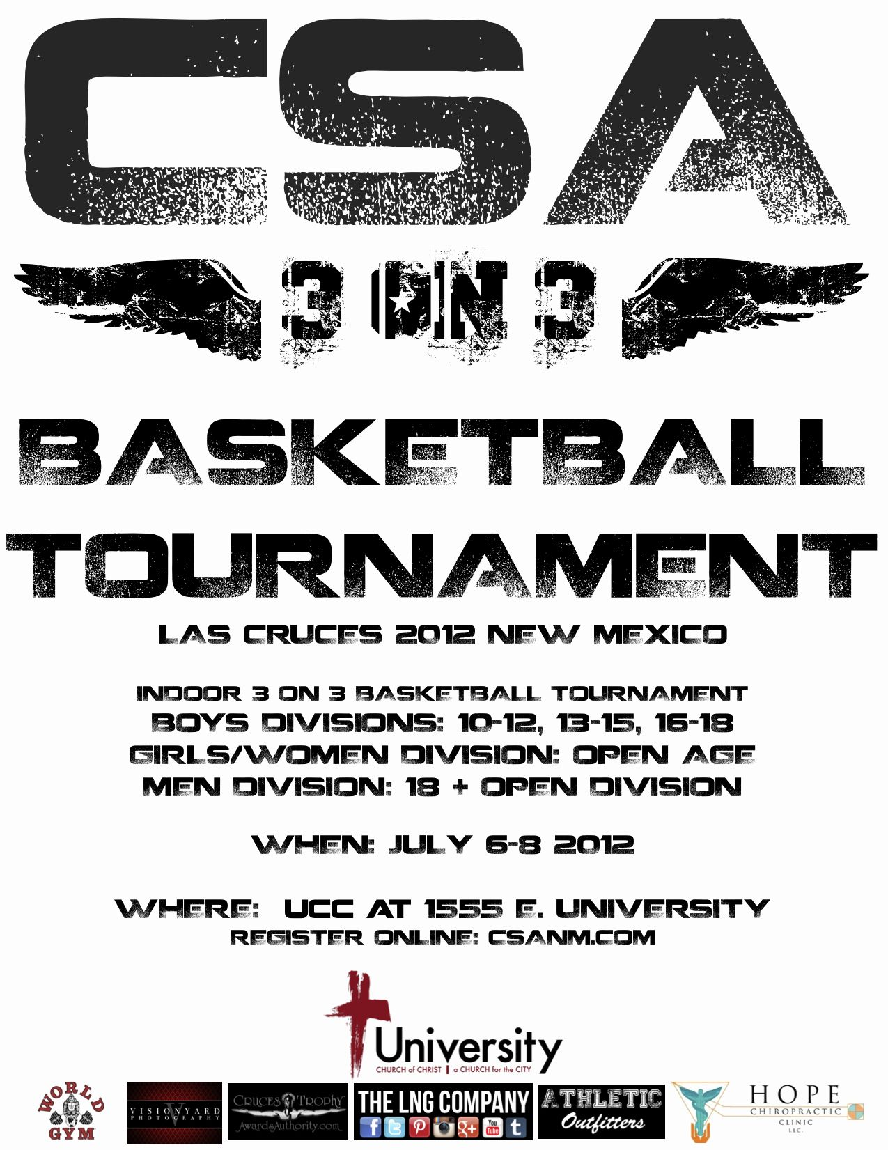 Basketball tournament Flyer Template Luxury 3 3 Basketball