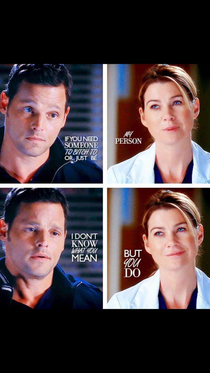 Favorite moment of season 11, episode 1! Love Grey\'s! | Grey\'s ...
