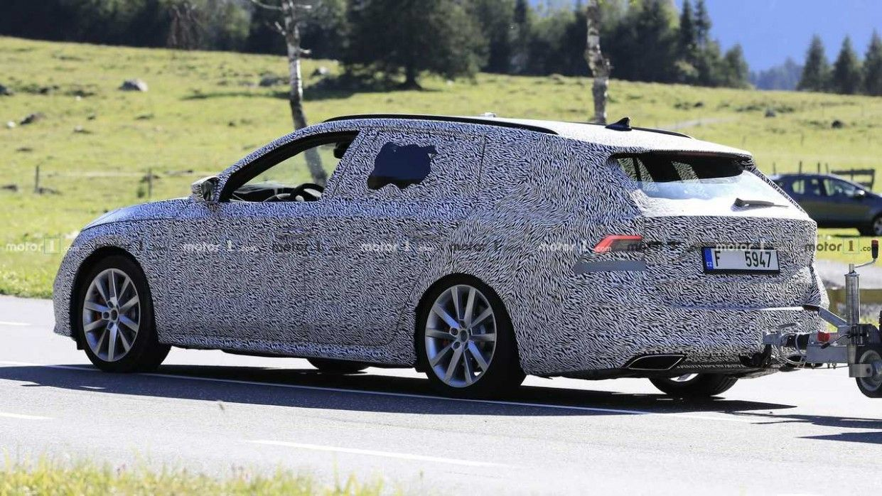 Preise 2021 The Spy Shots Skoda Superb