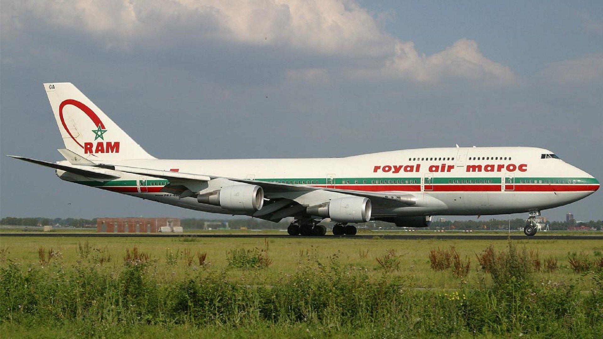 Un avion de la Royal Air Maroc frôle la catastrophe à l