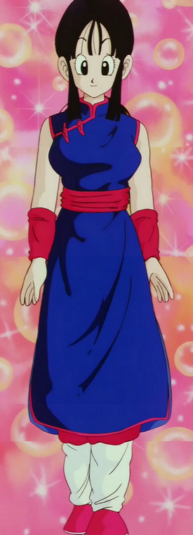 Chi-Chi from Dragon Ball