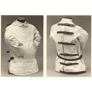SALE RARE Authentic Medical Straitjacket ETSY The Shining ...