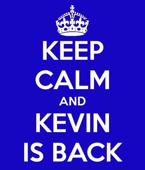 Keep calm and kevin is back #tatjash #kevinrichardson #backstreetboys