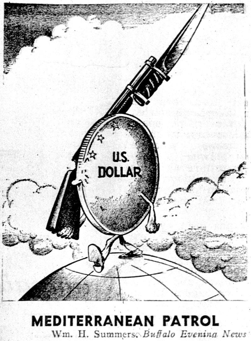 Nato 1949 Cartoon Google 搜尋 Cold War Cold War