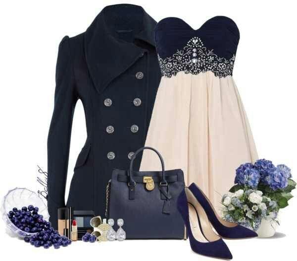 Very fashionable!