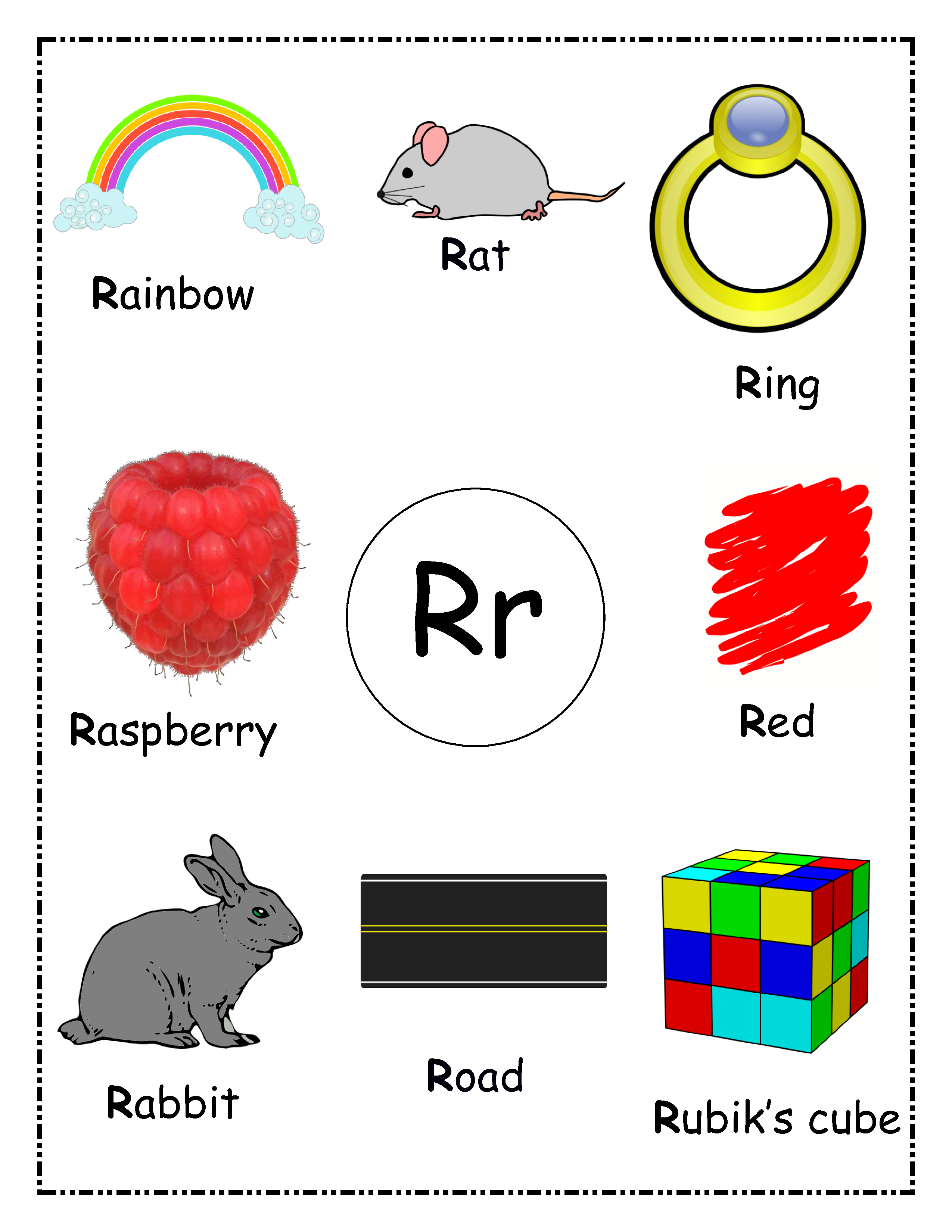 Pin By Ngoc Bui On Alphabet Phonics Rhyme Amp Vocabulary