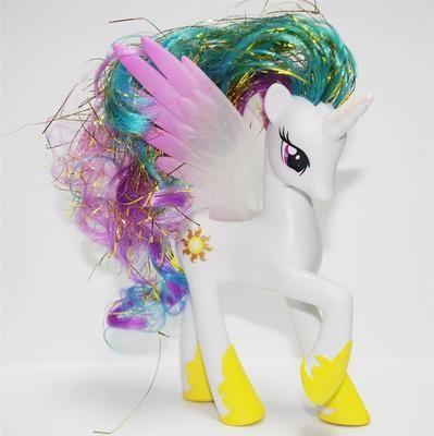 Hasbro My Little Pony G4 Friendship Is Magic Princess Celestia 5 Pc934 Ebay Hasbro My Little Pony Princess Celestia My Little Pony