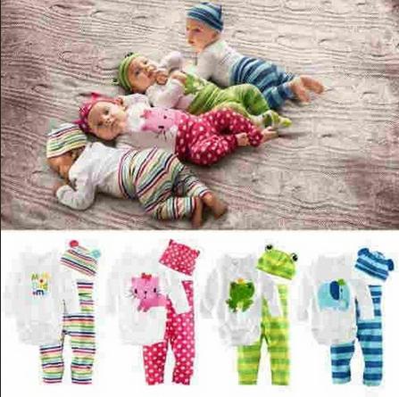 Baju Bayi Umur 2 Bulan Laki Laki