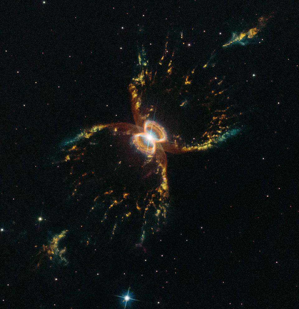 Hubble Space Telescope Celebrates 29th Anniversary with