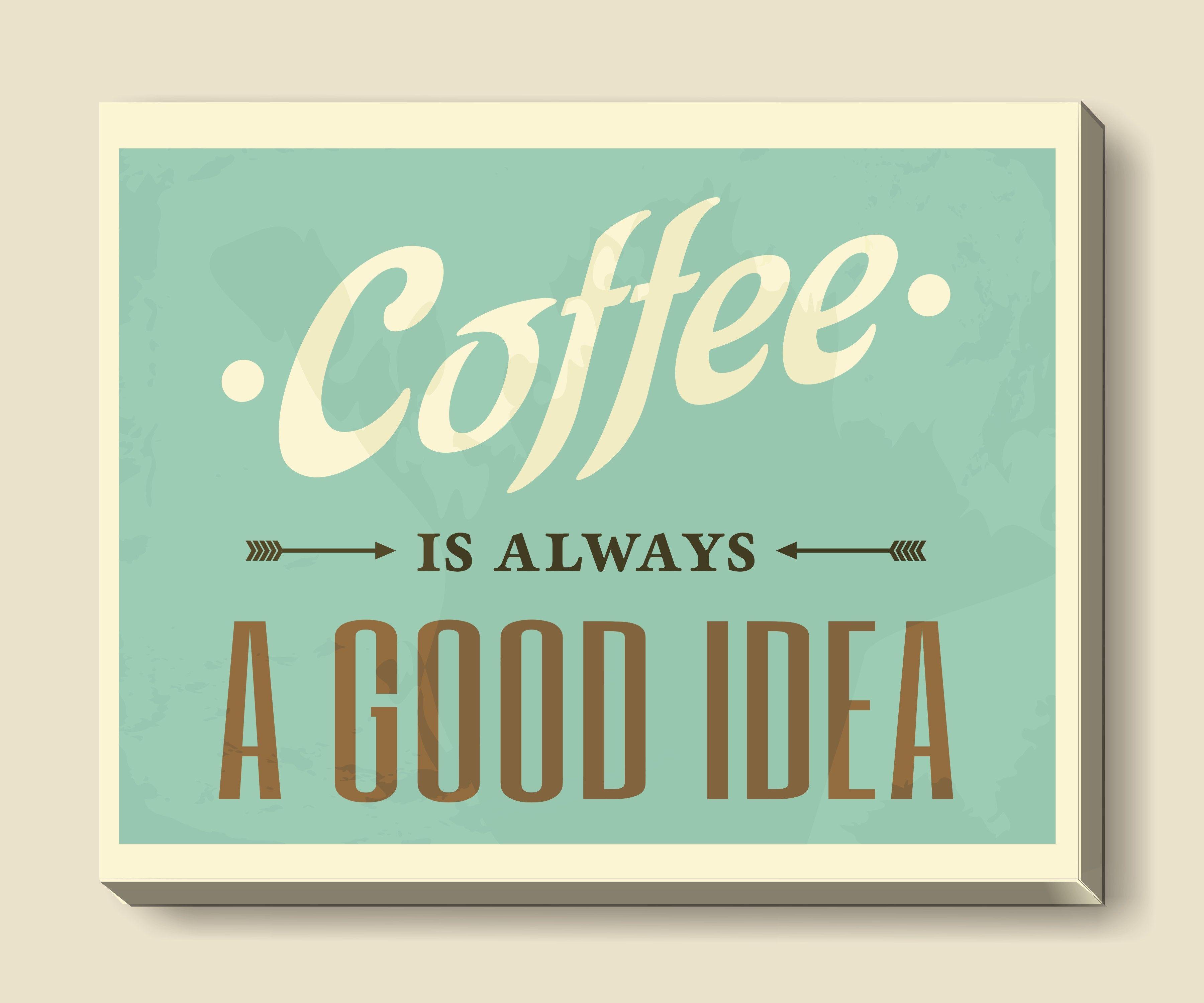 Nunca es mal momento ni mala idea para un riquisimo cafe. | Para una ...