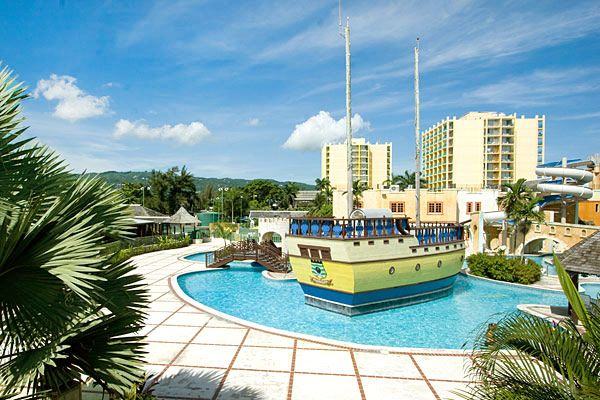 Sunset Beach Resort Jamaica Montego Bay