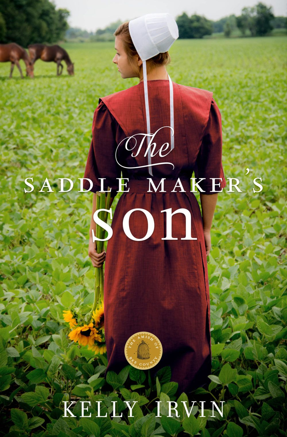 Discover Kelly Irvin's favorite movie (and add your vote), the recipe for  her favorite gingersnaps, and her new novel, The Saddle Maker's Son (Amish  of Bee ...