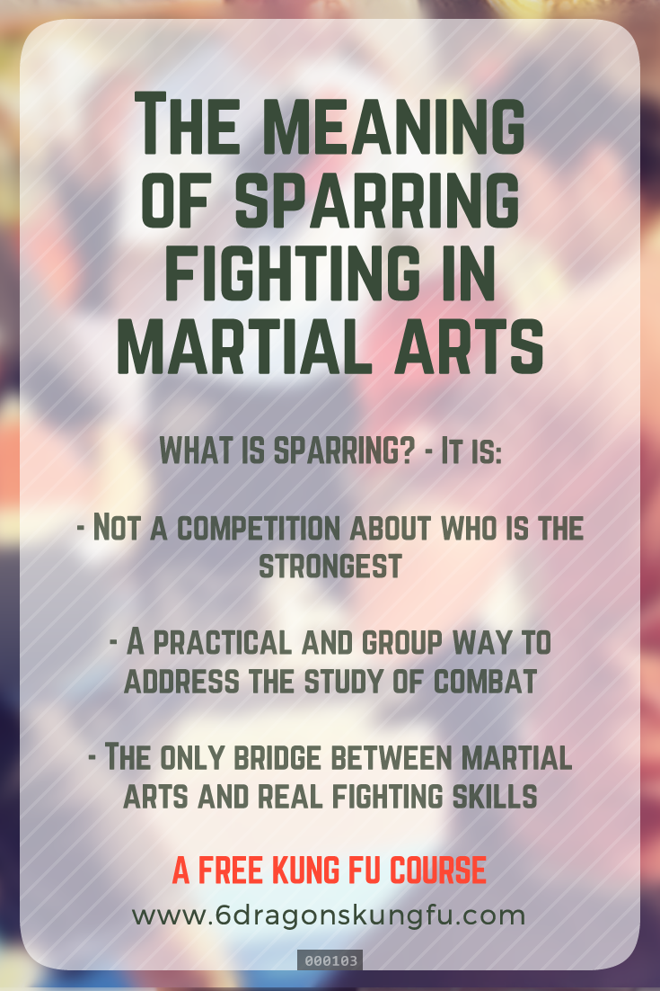 The Meaning Of Sparring Fighting In Martial Arts In 2020 Martial Arts Martial Sparring