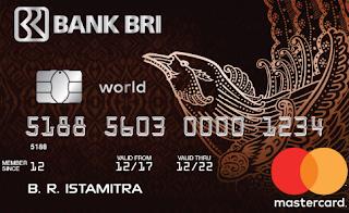 Berikut Tips Cara Membuat Kartu Kredit Bri Dan Jenis Credit Card Bri Beserta Apa Saja Syarat Pengajuannya Lihat Disini Bagaimana Selengkap Kartu Kredit Pelayan