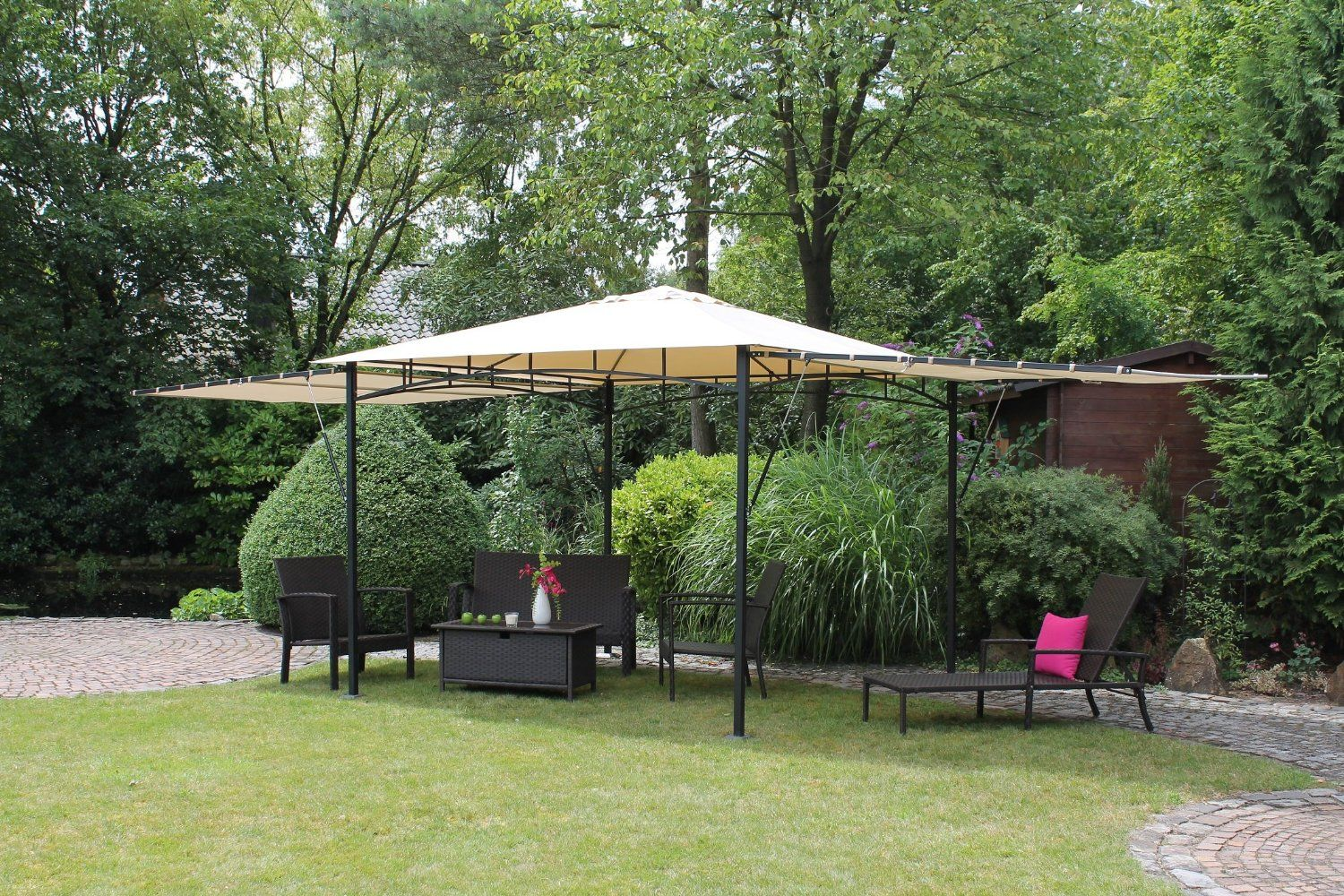 Haveson Pavillon Toom Pavillon Baumarkt Cool Latest Offener Pavillon With