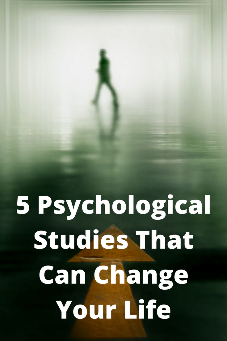studies related to psychology