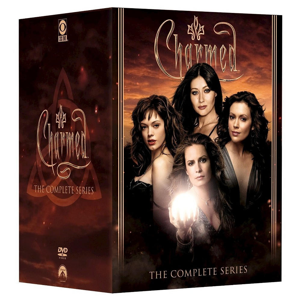 Halloween Dvd Box Set.Charmed The Complete Series Dvd In 2019 Products Movies Tv