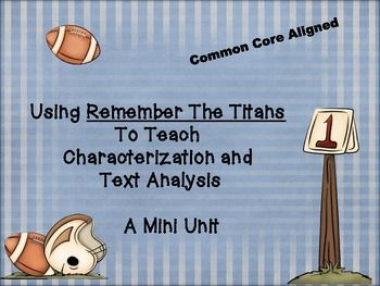 remember the titans movie analysis