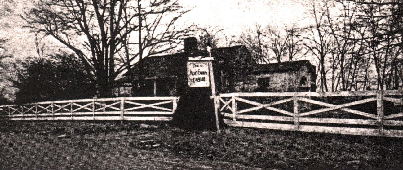 Aunt fanny 39 s cabin atlanta my old atlanta pinterest for Cabins near marietta ga