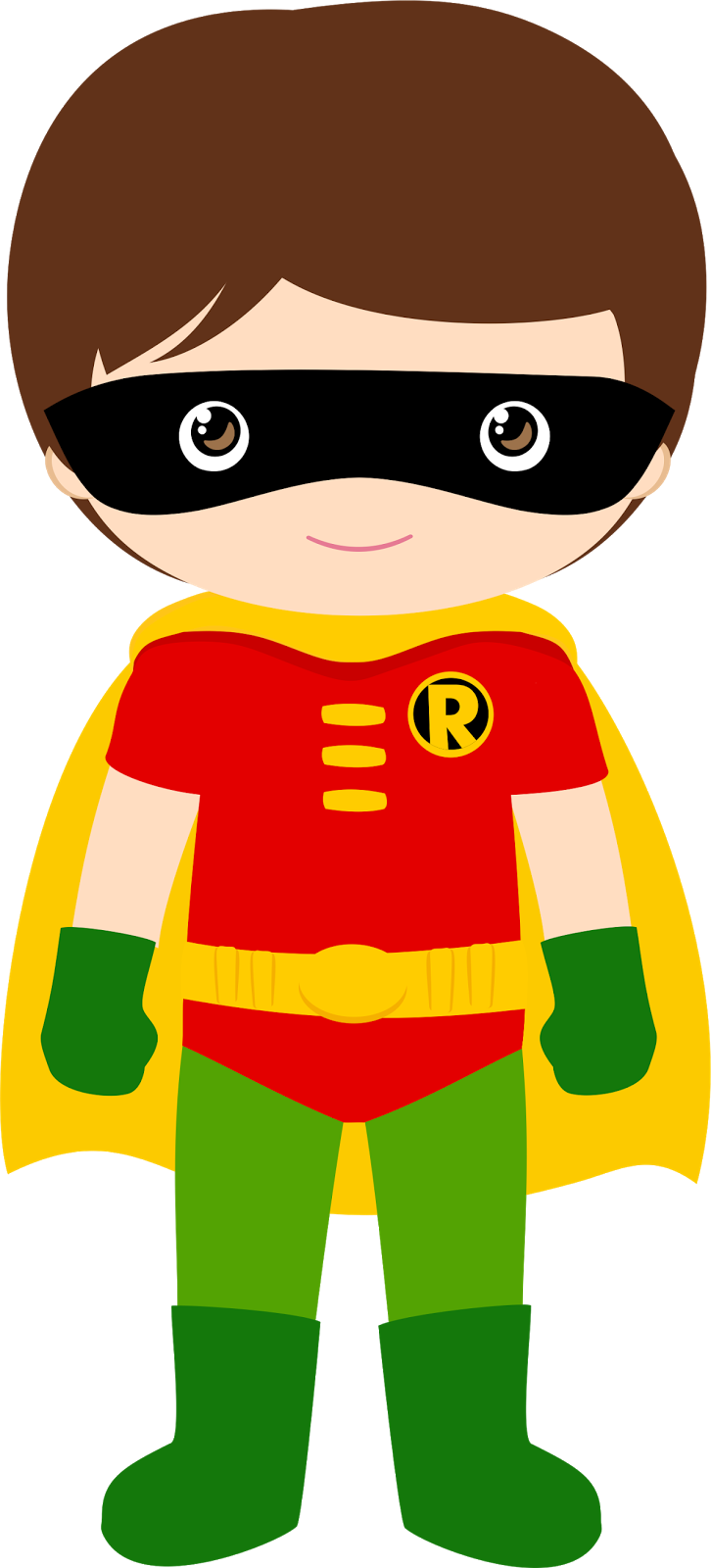 characters of batman kids version clip art super hero pinterest rh pinterest com batman and robin logo clipart