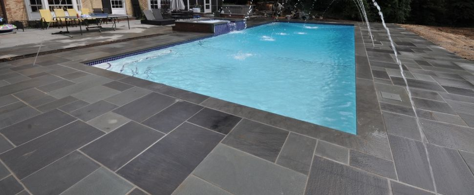 Bluestone Pavers Pool Pavers Patio Paving Stone