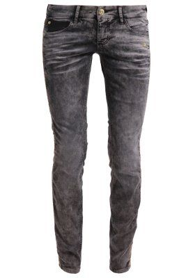 Eine Denim setzt glamouröse Kontraste. Mogul TRISHA - Jeans Slim Fit - black für 59,95 € (02.01.15) versandkostenfrei bei Zalando bestellen.