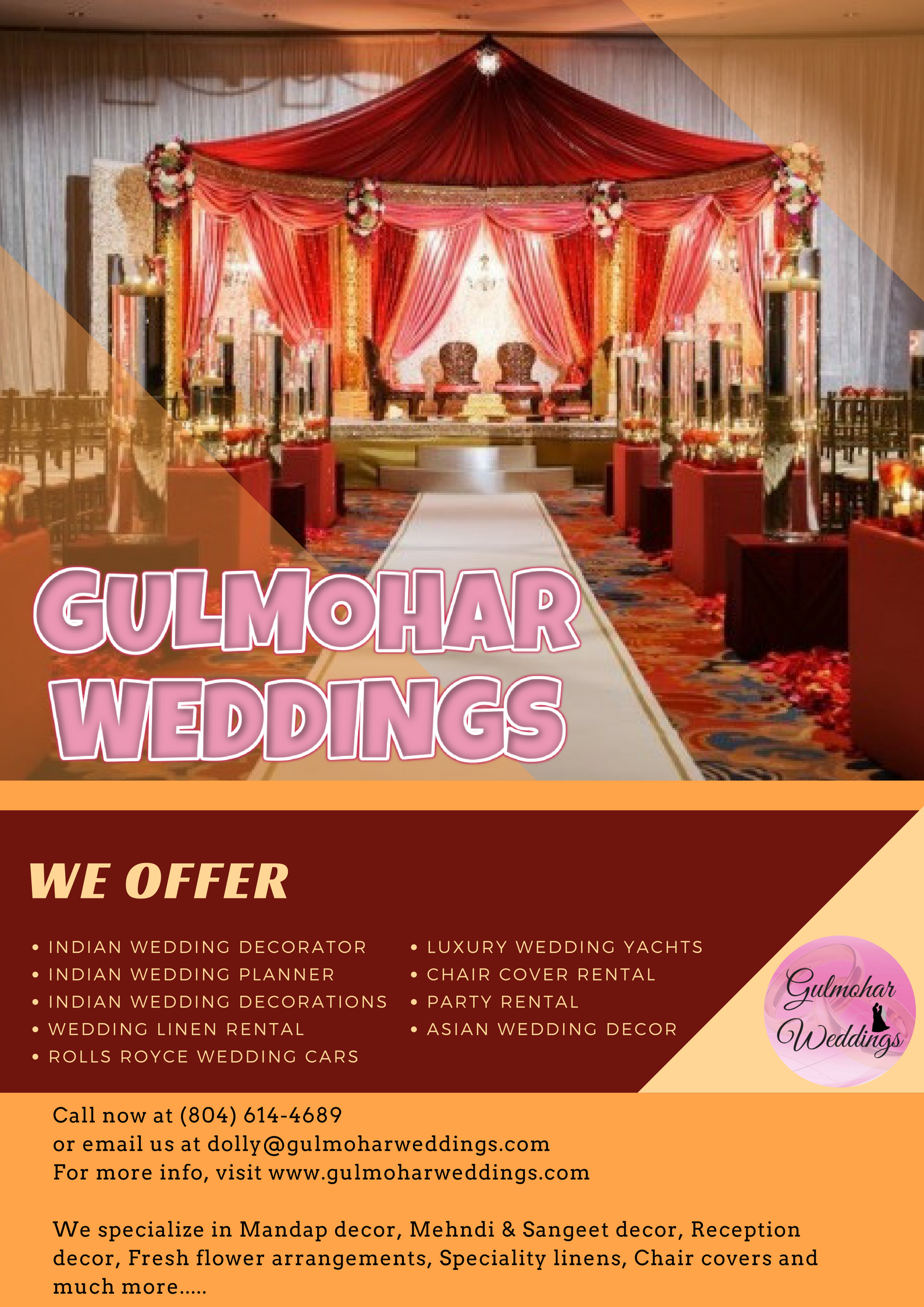 Services offered indian wedding decorator in richmond va indian services offered indian wedding decorator in richmond va indian wedding decorator in virginia beach va indian wedding decorator in charlottesville junglespirit Choice Image