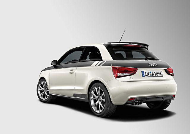 Audi A1 White Audi A1 Audi A1 White Audi