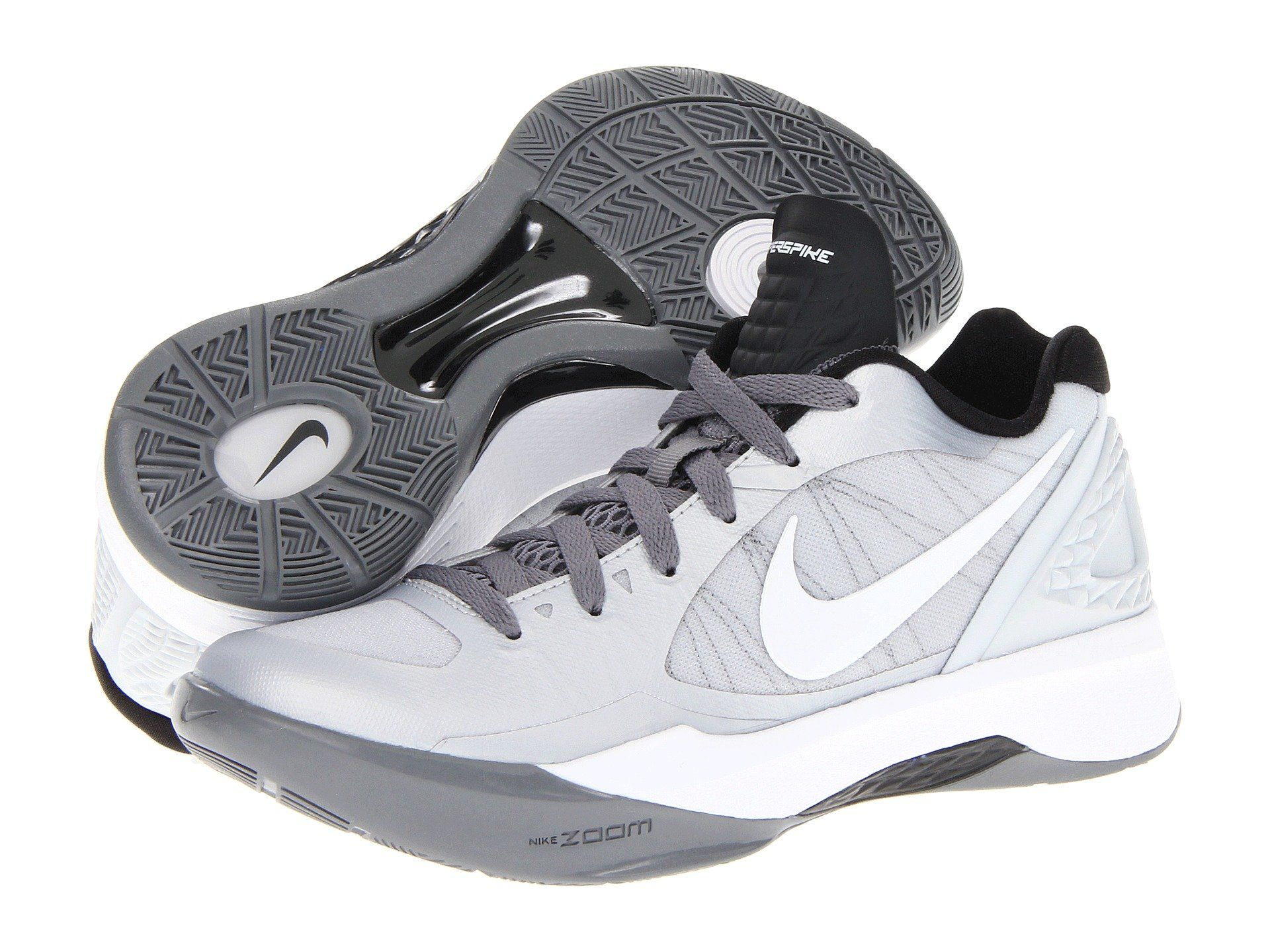 Pin By Stephanie Roden On Volleyball Volleyball Shoes White Athletic Shoes Nike Volleyball