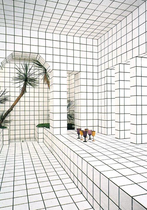La Maison de La Celle-Saint-Cloud. 1974. Paris.