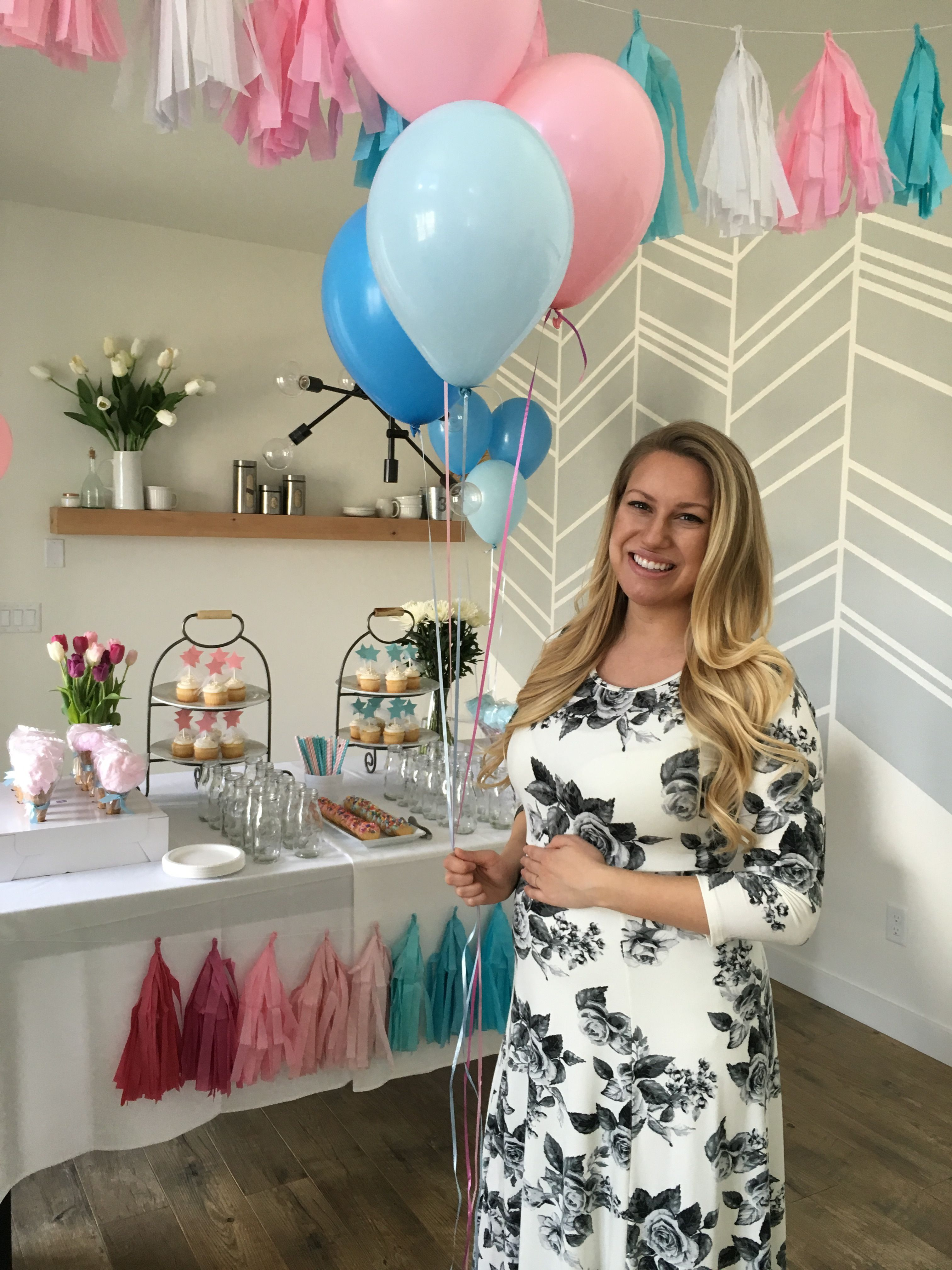 Pin by Ashley Talbot on Gender Reveal Party Pinterest