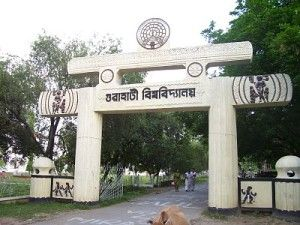 Gauhati University, Guwahati has given notification for the recruitment of 04 Assistant Professor posts in the Department of Law. Eligible candidates can apply through prescribed applications on or before 10-06-2013.