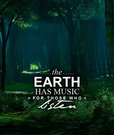 Nature Quotes Earth Nature