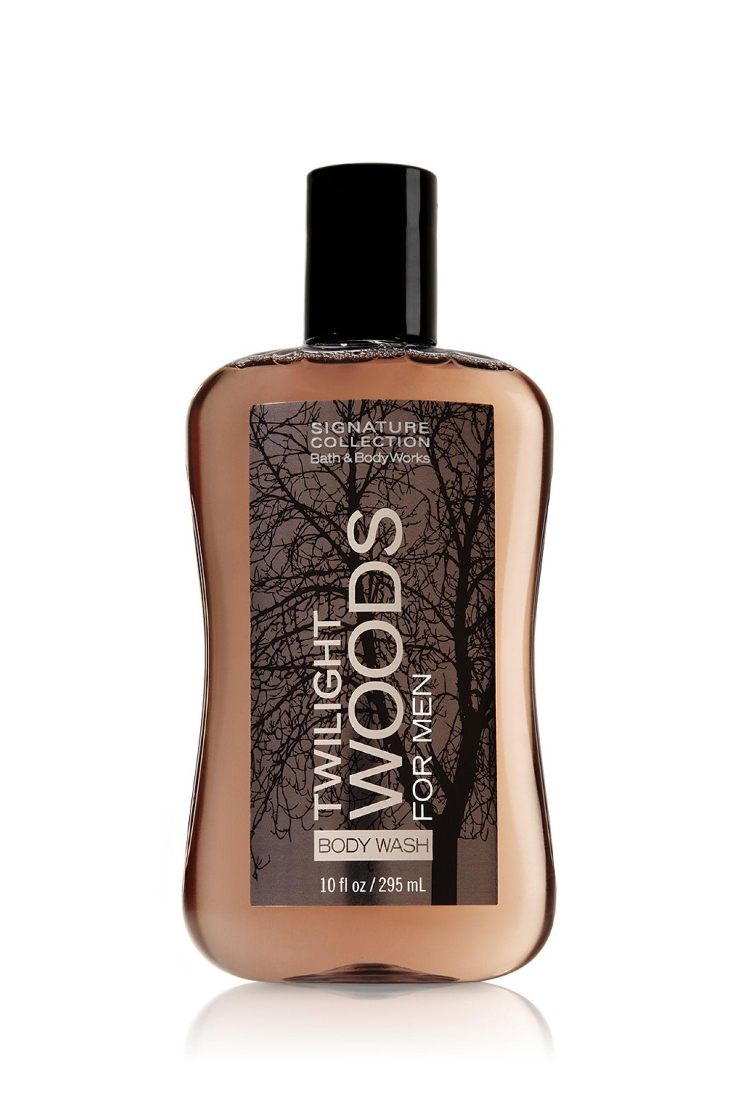 Bath Body Works Twilight Woods For Men Body Wash Bath And Body