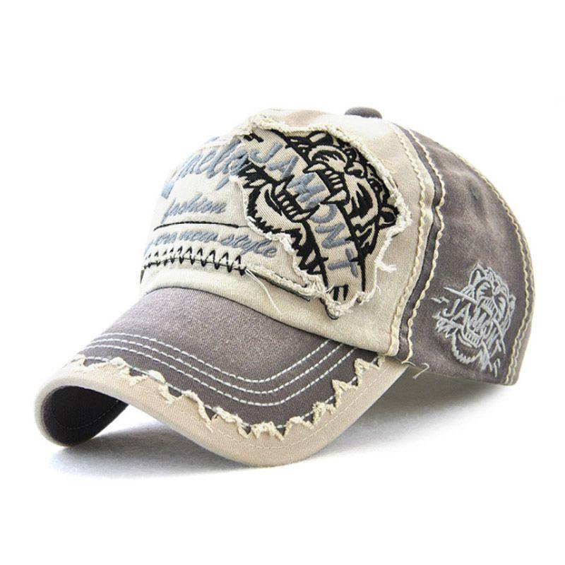 294db80950e Summer Letters Embroidery Baseball Cap Outdoor Sport Snapback Bone Hats Z -6353
