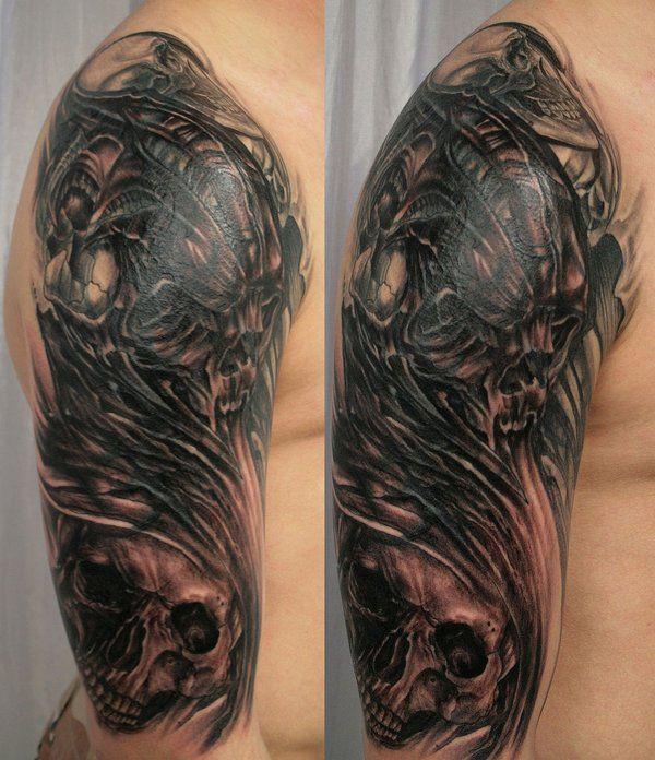 bones tattoos set mexican skull and cross bones tattoo designs