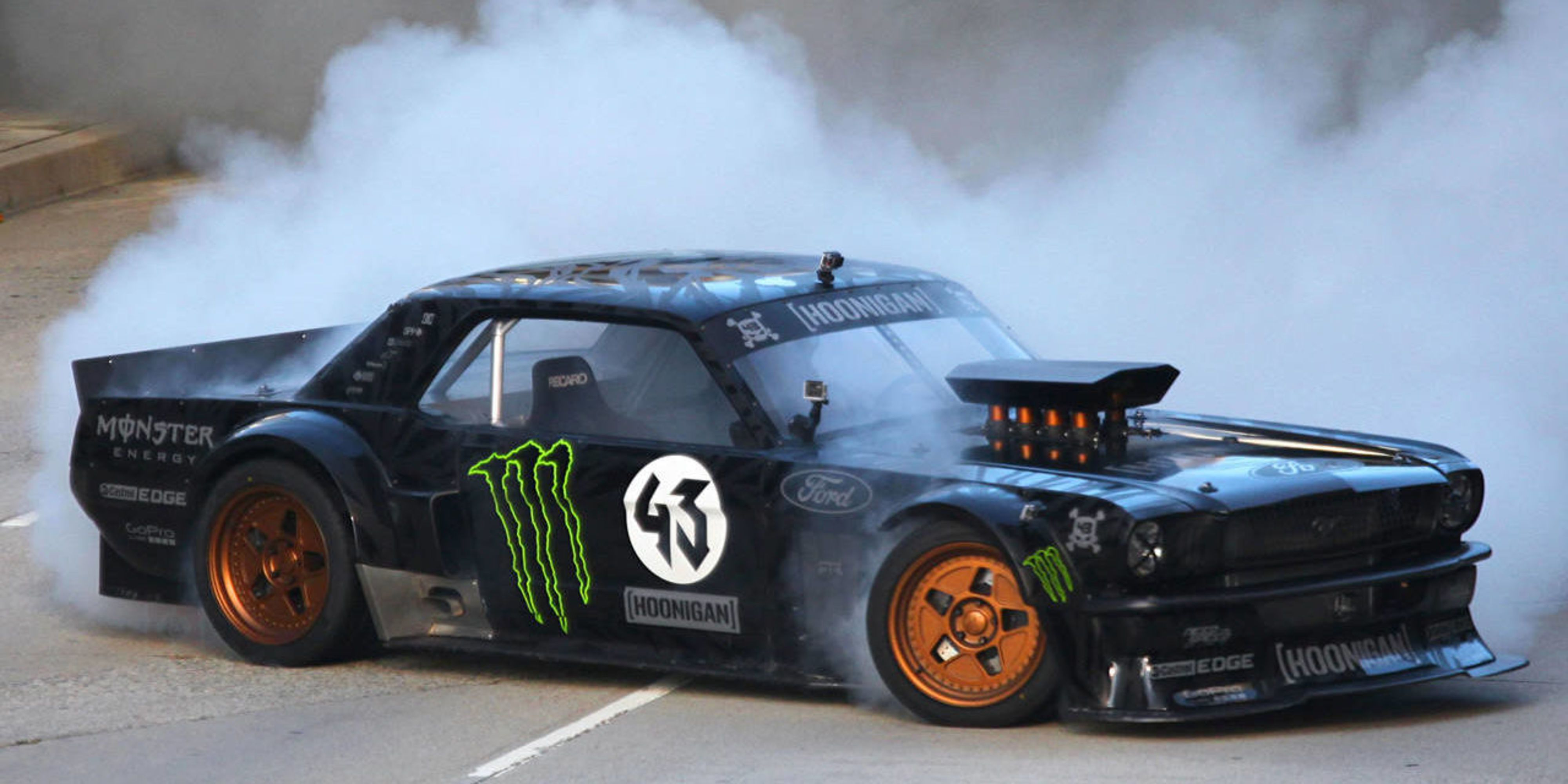 Say Hello To Ken Block S Gymkhana 7 Ford Mustang Ford Mustang Mustang Ken Block