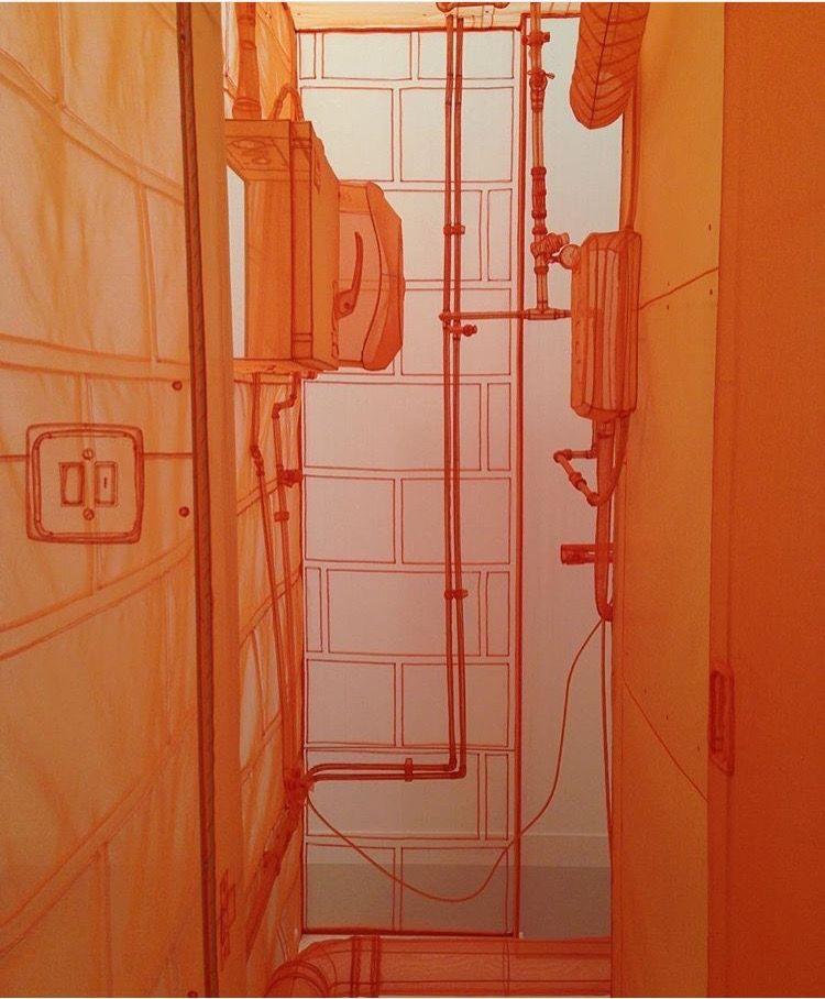 do ho suh boiler room london urban. Black Bedroom Furniture Sets. Home Design Ideas